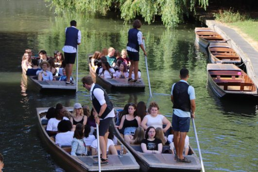 cambridge group punting