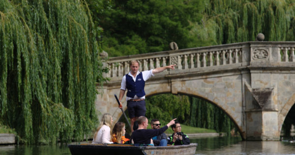 Shared Punting Tour