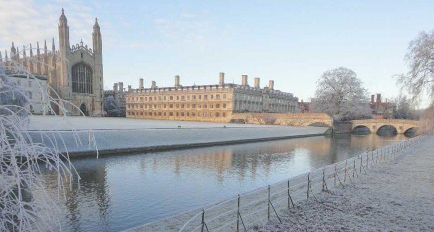 Cambridge Punting Winter