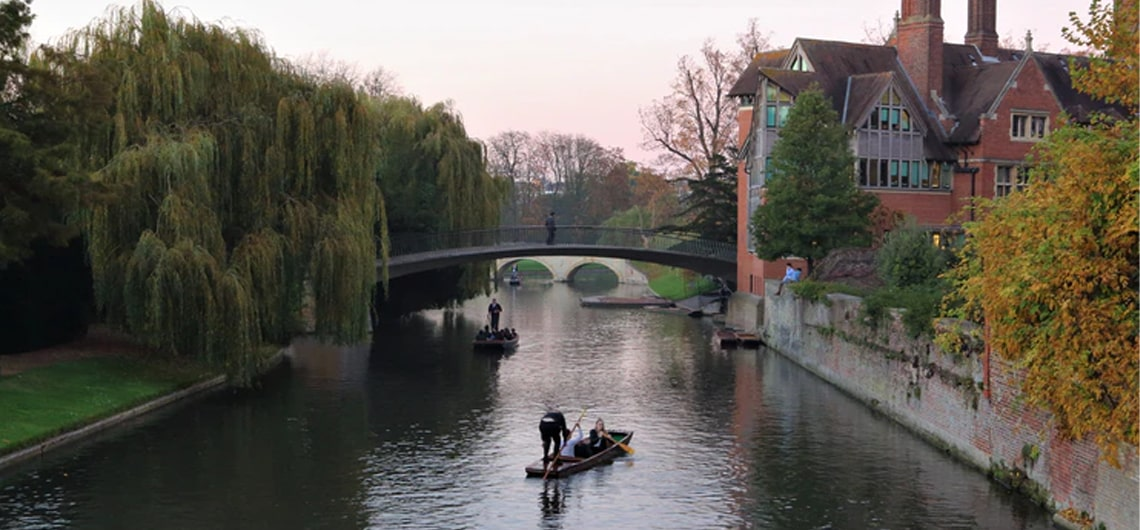 guide to punting in cambridge